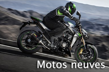 Motos neuves